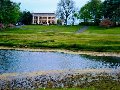 Photo for 1840 Historic Antibellum Estate in the heart of the Bluegrass