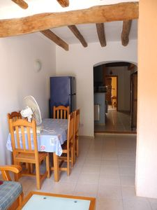 Photo for Apartment BLUE - Romantic, authentic with plenty of room and great views