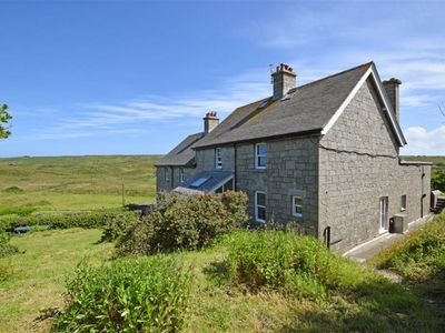Photo for 3BR Cottage Vacation Rental in Porthgwarra