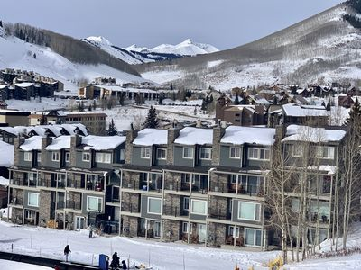Photo for The BEST Slope-Side Location on Mt. Crested Butte!