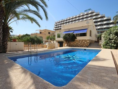 Photo for Villa 50 meters from the beach Calpe - Caleta9