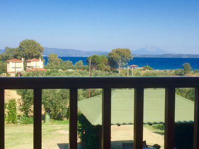 Photo for 2BR House Vacation Rental in Develiki, Gomation, Chalkidiki