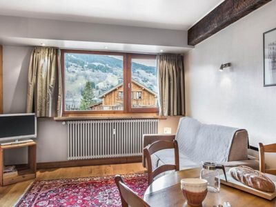 Photo for Apartment Megève, 1 bedroom, 3 persons