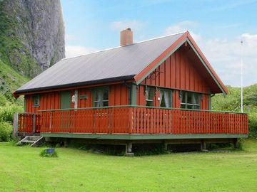 Vacation home in Böstad, Northern Norway - 4 persons, 2 bedrooms