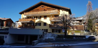 Photo for Renovated Apartment, 0.3km to Gondola & in Centre of Village