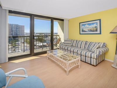 Photo for Beautiful 3 Bedroom condo with indoor and outdoor pools!