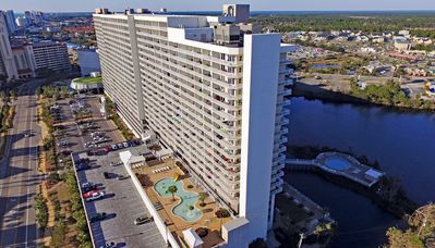 Photo for NEWLY LISTED! Laketown Wharf 1608, Newly updated