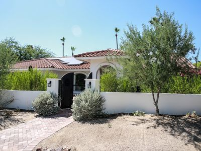 Photo for Santa Barbara-Style Home in the Center of Scottsdale w/ private heated pool