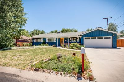 This 1959 ranch has lots of family space and plenty of parking.