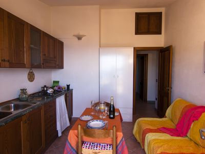 Photo for Four-room apartment in Villa at Costa Paradiso
