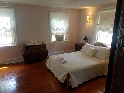 Photo for Sunny Victorian Studio Apartment 5 miles to Philly! 5 miles to Airport!