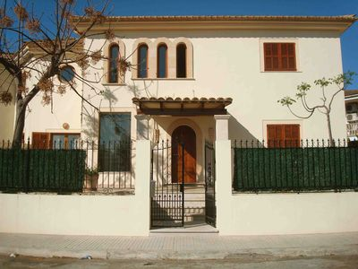 Photo for Villa with private pool, terraces, 50 meters from the sea, 50 m Natural Park