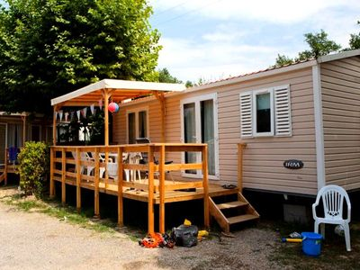 Photo for Camping King Bed Lake **** - Cottage Visio 4 Rooms 6 People