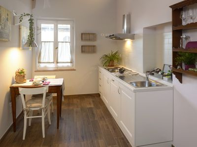 Photo for Apartment for two people in the heart of San Gimignano