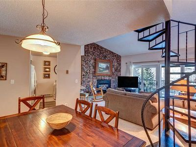 Photo for Sawmill Creek Condo 315: 2 BR / 2 BA condo in Breckenridge, Sleeps 8