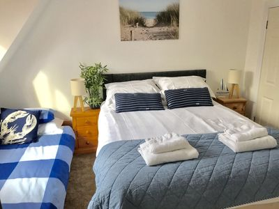Photo for Fabulous Private Accommodation with stunning countryside views near Legoland!