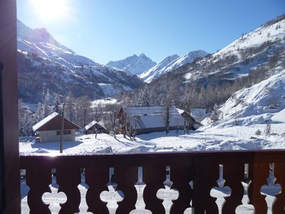 Photo for Apartment sleeps 4 in Valloire Galibier 300 meters from the slopes