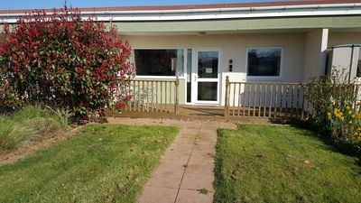 Photo for 'ATARDECER' - Modern two-bedroomed chalet located on Rainbows End Park, Bacton.