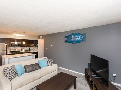 Photo for SoBe 2 BR Apartment in Knolls West. Free parking! - Two Bedroom Apartment, Sleeps 6