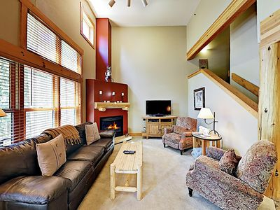 Photo for New Listing! Updated Chalet w/ Hot Tub, Spa & On-Demand Keystone Shuttle