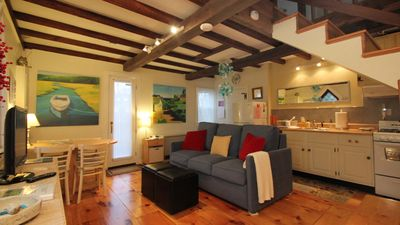 Photo for PERIWINKLE COTTAGE #1 - OPEN ALL YEAR - walk to everything, parking, wifi, quiet