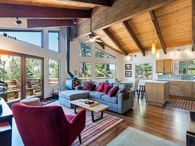 Photo for Stunning Alpine Meadows Chalet