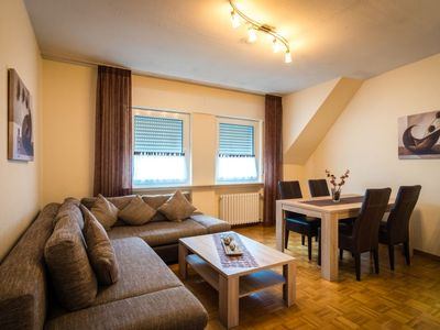 Photo for Traben-Trarbach Apartment, Sleeps 4 with WiFi