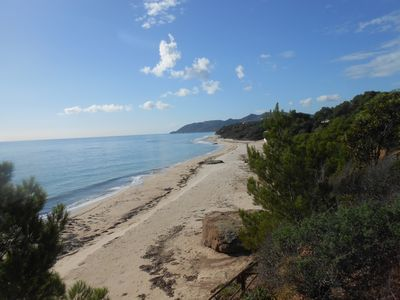 Photo for CALA VERDE PULA VILLETTA 100 METERS FROM THE SEA