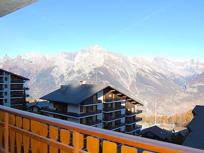 Photo for Apartment Grand Panorama C5 in Nendaz - 6 persons, 3 bedrooms
