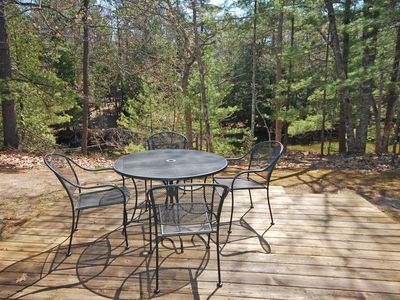 Photo for Riverfront Townhome In Glen Arbor - 3B/2B w/Easy Access To Lake Michigan!