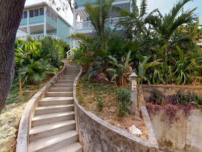 Photo for Apartment in nature - walking distance from the beach & town w/ great views!