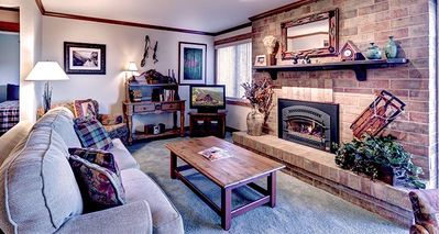 Photo for Bear Claw 309: 2 BR / 2 BA condo in Steamboat Springs, Sleeps 8
