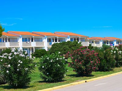 Photo for Nice apartments located in a spacious holiday park right on the sea