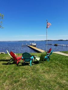 Photo for Family Fun on Spectacular Lake Mitchell!