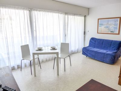 Photo for Apartment Casino in Lacanau - 2 persons, 1 bedrooms