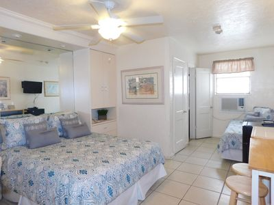 Photo for Gulf Beach Resort 202- Motel Room