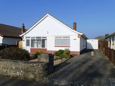 Photo for BOURNECOAST: BUNGALOW LOCATED NEAR TO AVON BEACH WITH LARGE LAWN GARDEN -HB6204