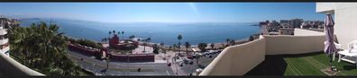 Photo for Apartment in Benalmádena Costa Benalbeach, 1st line of beach and boardwalk.