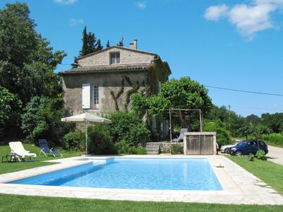 Photo for Vacation home Les Fouguières (CAE120) in Carces - 12 persons, 6 bedrooms