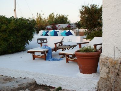 Photo for Lampedusa seaside villa in residential area