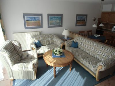 Photo for Fewo- for up to 5 people. - Appartmenthaus Glowe - Apartment 11 - 300m to the beach