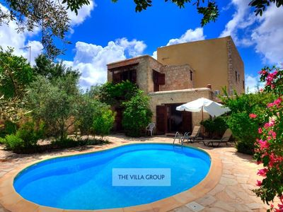 Photo for Neo Chorio Villa, Sleeps 3 with Pool and Air Con
