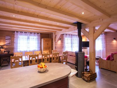 Photo for Beautiful modern chalet for 10 people