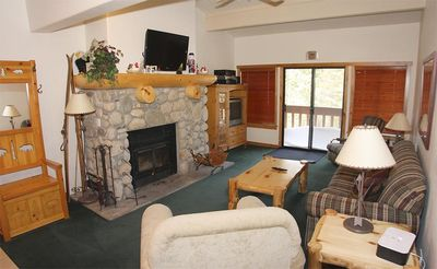 Photo for Updated 1 Bedroom Plus Loft At The Slopes of Canyon Lodge!!! Snowbird Condos Unit 206