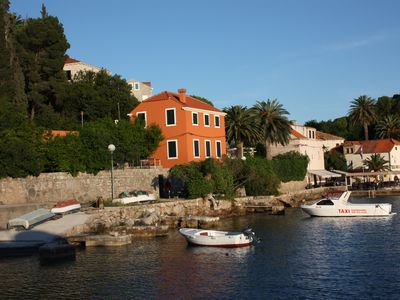 Photo for Apartment Esperanza on the Island of Kolocep, Croatia
