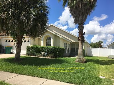 Photo for 4BR/3BA Private Pool, Hot Tub, Games Room - Disney 5 Minutes