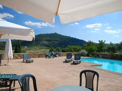 Photo for Country House a Montalcino ID 3514