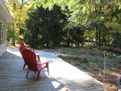 Photo for Knollwood Retreat-Northport- 3 bedroom country house-Quiet setting