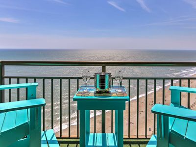 Photo for Oceanfront Myrtle Beach Condo - Pet Friendly!