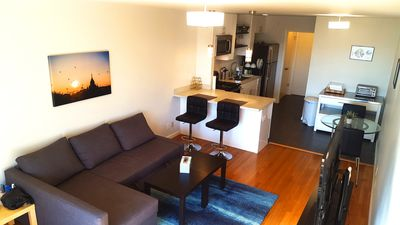 Photo for Modern Apt Near Lake Merritt, BART & SF
